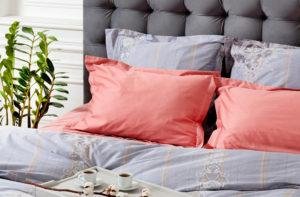 Постельное белье сатин Salerno (Салерно) Home Republic Premium