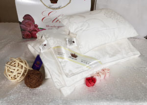 Детский набор (одеяло 110*140 подушка 40*60) шелк 100% Kingsilk