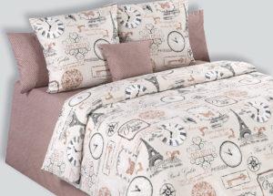 Постельное белье поплин Valzer (Вальзер) Cotton Dreams