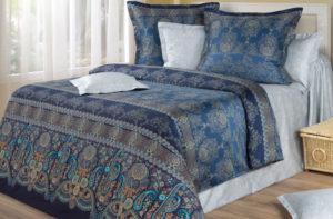 Постельное белье сатин Sumatra (Суматра) Cotton Dreams Milan