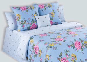Постельное белье поплин Fragolina (Фраголина) Cotton Dreams
