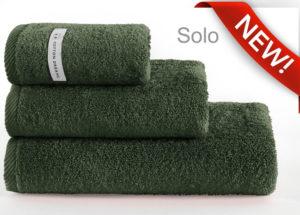 Полотенце махровое Cotton Dreams Solo Bourgeois Nouveau