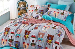 Детское постельное белье сатин Asabella 1292 хлопок 100%