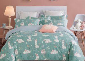Детское постельное белье сатин Asabella 1293 хлопок 100%