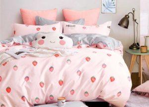 Детское постельное белье сатин Asabella 1321 хлопок 100%