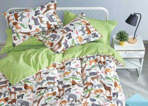 Детское постельное белье сатин Asabella 1329 хлопок 100%
