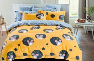 Детское постельное белье сатин Asabella 1345 хлопок 100%