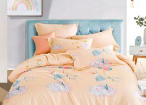 Детское постельное белье фланель Asabella 1419 хлопок 100%