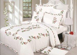Постельное белье люкс-сатин Asabella 595 - CottonNew.ru