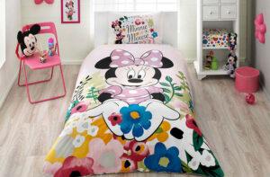 Детское постельное белье TAC Disney MINNIE GLITTER
