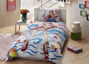 Детское постельное белье TAC WINX BLOOM OCEAN хлопок 100%