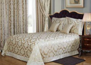 Покрывало на кровать Asabella (наволочки+подушки) 36B