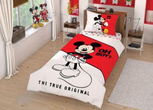 Детское постельное белье TAC Disney MICKEY CEK