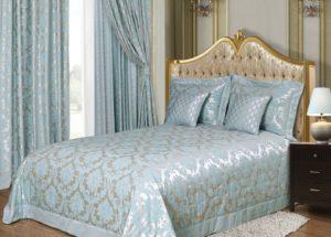 Покрывало на кровать Asabella (наволочки+подушки) 38B