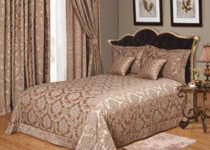 Покрывало на кровать Asabella (наволочки+подушки) 40B