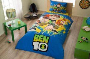 Детское постельное белье TAC BEN10 хлопок 100%