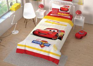 Детское постельное белье TAC Disney CARS CEK ранфорс