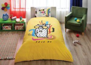 Детское постельное белье TAC HALLMARK ROCK ON хлопок 100%