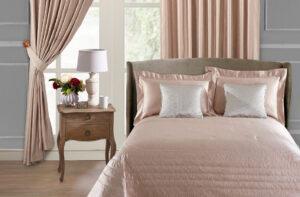 Покрывало на кровать Asabella (наволочки+подушки) 63B