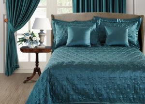 Покрывало на кровать Asabella (наволочки+подушки) 65B