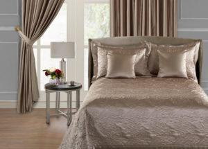 Покрывало на кровать Asabella (наволочки+подушки) 67B