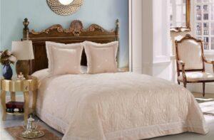 Покрывало на кровать Asabella (с наволочками) 682