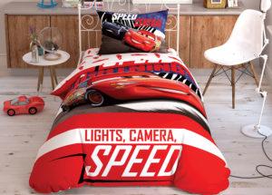 Детское постельное белье TAC Disney CARS SPECTATOR