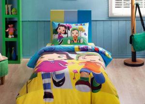 Детское постельное белье TAC LELIKO хлопок 100%