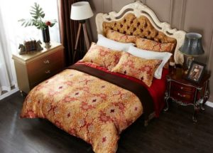 Шелковое постельное белье Luxe Dream Люсьенж из шелка 100%