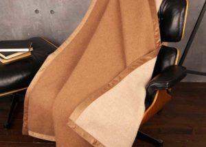 Одеяло-плед MARCO (100% пух верблюда) 140/200 Drobe