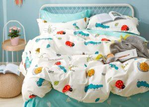 Детское постельное белье сатин Asabella 1225 хлопок 100%