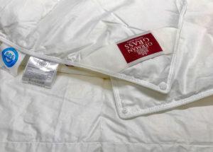 Одеяло двойное пуховое GRAND DOWN