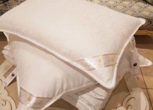 Шелковая подушка 50/70 Kingsilk Premium 1,0 кг купить в Москве