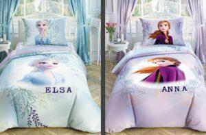 Детское постельное белье TAC Disney FROZEN 2 ранфорс