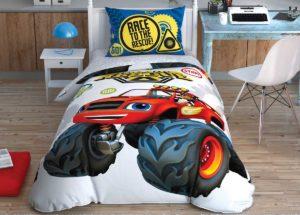 Детское постельное белье TAC BLAZE ROAD ранфорс