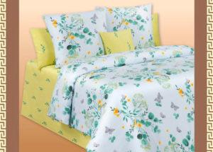 Постельное белье твил-сатин Happy morning Cotton Dreams
