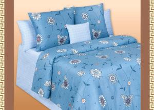 Постельное белье твил-сатин Loriblue (Лориблу) Cotton Dreams