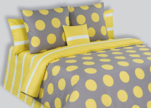 Постельное белье поплин Yellow Submarine Cotton Dreams