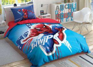 Детское постельное белье TAC Disney SPIDERMAN LIGHT