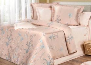 Постельное белье тенсель Cotton Dreams VIRGINIA Luxury