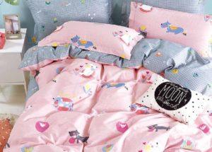 Детское постельное белье сатин Asabella 1569 хлопок 100%