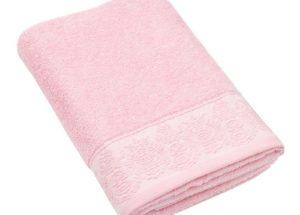 Полотенце BRIELLE GARDEN розовое (50x90, 70x140) купить!