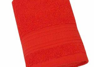 Полотенце TAC MIXANDSLEEP красный 100% хлопок купить в Москве!