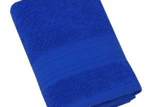 Полотенце TAC MIXANDSLEEP синий 100% хлопок купить в Москве!
