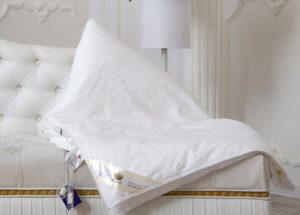 Шелковое одеяло Kingsilk Premium 150*210 (всесезонное) купить