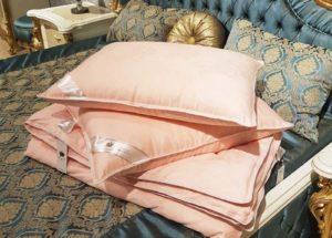 Шелковая подушка 50/70 Kingsilk Premium 1,3 кг купить в Москве