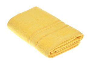 Полотенце TAC SOFTNESS желтый (100% хлопок) купить в Москве!