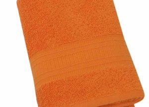 Полотенце TAC MIXANDSLEEP оранжевый 100% хлопок купить!