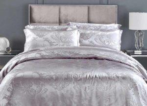 Шелковое постельное белье Luxe Dream Жофруа Лайт шелк 100%