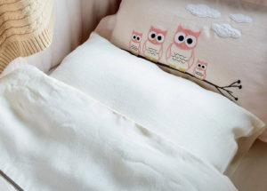 Ясельное постельное белье Casual Avenue NATHALIE из льна купить
